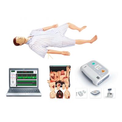 急救护理训练模拟人 秉恪科教急救护理训练模拟人 高级综合急救护理训练模拟人