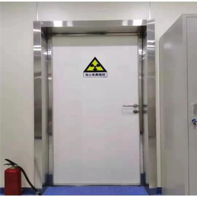 铅门 ct室铅门 山东马达射线防护铅门 铅防护门