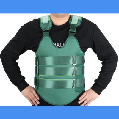 德诺 胸腰椎固定支具固定器价格 低温热塑板骨折术后康复固定保护器