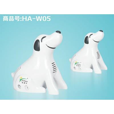 晶康宇医疗 HA-W05压缩式雾化器价格 儿童专用压缩空气式雾化器