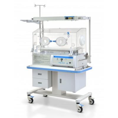 戴维 YP-100AB移动式婴儿培养箱 新生儿自动控温培养箱报价