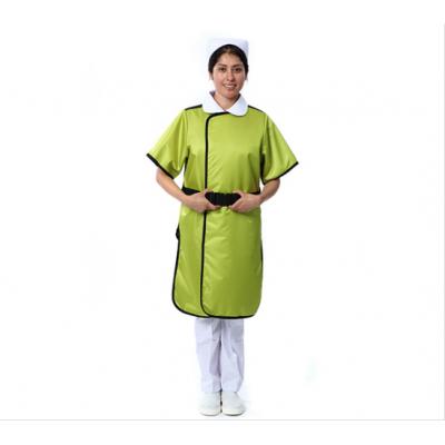 双面连体短袖铅衣 开铠医疗双面连体短袖铅衣 双面连体短袖铅衣厂家
