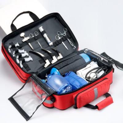 麦丘医疗 复苏型医疗急救包 呼吸麻醉急救箱包 医生出诊箱包价格