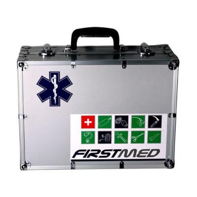 伊麟医疗 复苏型急救箱 麻醉科急救箱 航空铝材急救箱 急救箱心肺复苏箱价格