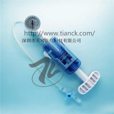 天可医疗一次性使用球囊加压装置