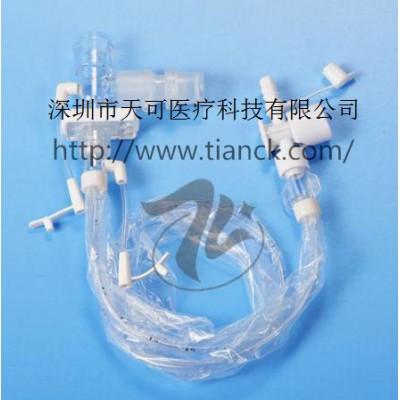天可医疗一次性使用密闭式吸痰管 吸痰管型号