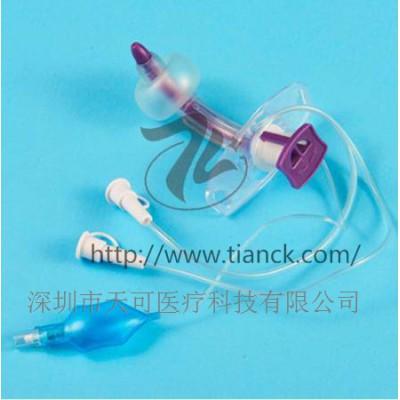天可医疗一次性使用气管切开插管 一次性气管切开套管 医用气管切开插管