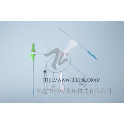 天可医疗一次性使用无菌导管鞘  一次性使用鞘管 导管鞘厂家
