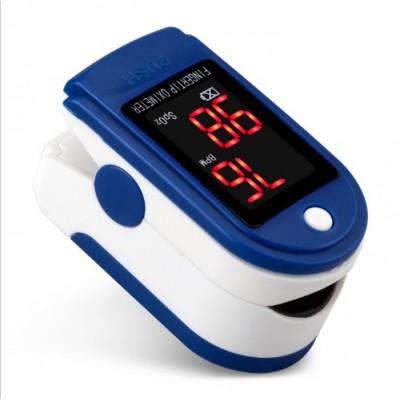 伟业达厂家直销脉搏血氧饱和度检测仪血氧监测仪整机指夹式家用便携式血氧指脉夹