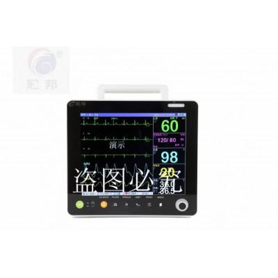 冠邦 GB9000系列 便携式多参数心电波监护仪供应商