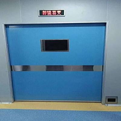 圣盾大量供应新冠检查-防辐射铅门-移动CT方舱 厂家批发放射科防辐射铅板门