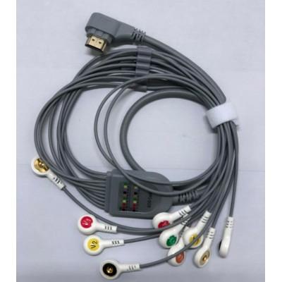盛合天赋-供应holter导联线,HOLTER十二导联线